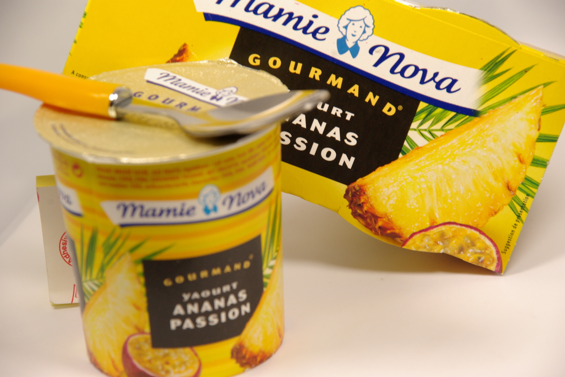 GOURMAND ANANAS PASSION