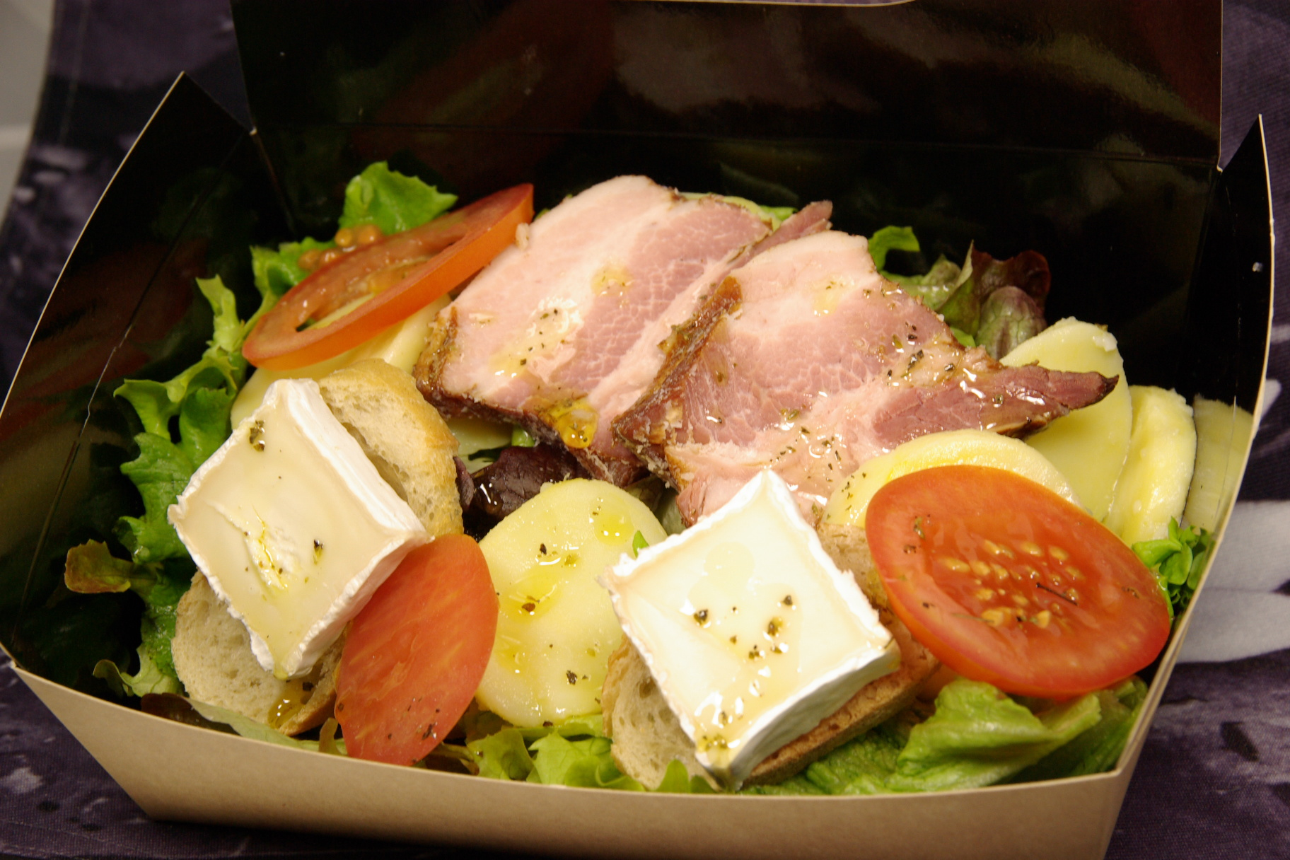 SALADE SOLOGNOTE